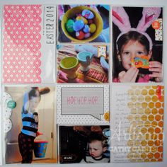 Project Life Stampin' Up! = Love   AWW by Cathy Caines @Stampin' Up!