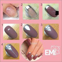 Красивые ногти. Уроки дизайна ногтей   ВКонтакте