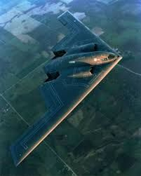 The Northrop Grumman stealth bomber.when you need to place a nuclear warhead on your enemy's door step without them knowing. Stealth Aircraft, Stealth Bomber, Fighter Aircraft, Fighter Jets, Military Jets, Military Aircraft, Stealth Technology, Aircraft Design, Air Show