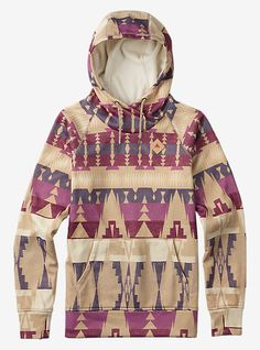 Shop the Women's Burton Heron Pullover Hoodie along with more Fleece, Insulators & Jackets from Fall 16 at Burton.com