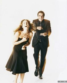 CB - carrie-and-big Photo Carrie And Mr Big, Chris Noth, The Carrie Diaries, Big Photo, Best Series, Golden Girls, Carrie Bradshaw, City Style, Single Women