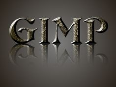 Super tutorial list of free GIMP text effects. All painstakingly compiled for GIMP beginners or artists. Turn your text into works of art.
