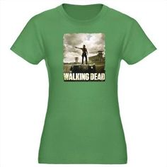 Walking Dead Prison Junior Jersey T-shirt