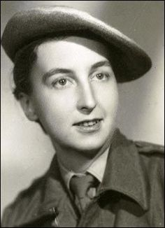 Pearl Witherington CBE, MBE, Legion d'Honneur, Croix de Guerre, Médaille de la Résistance. (1916-2008.) Born in Paris. Joined SOE 8th June 1943. Parachuted into France 22nd September 1943. Courier, Stationer Circuit, codename Marie; then organiser, Wrestler Circuit, codename Pauline. She launched guerilla assaults that wreaked havoc on German columns travelling through her area of operations, and later presided over the surrender of 18,000 German troops. She married Henri Cornioley in 1944.