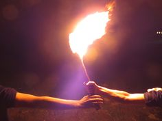 October, Fire