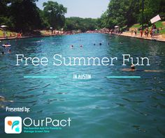 Free Summer Fun Austin Texas