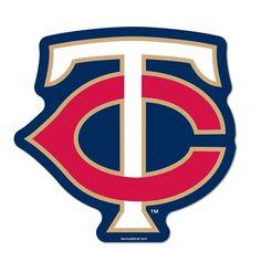 Minnesota Twins MLB Automotive Grille Logo on the GOGO