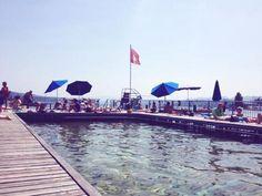 Unsere Badis: Hier schwimmt die Redaktion im Sommer am liebsten Text: Viviane Stadelmann