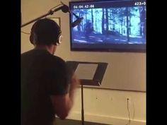 Hugh Jackman recording the sound for Logan https://www.youtube.com/attribution_link?a=_MOndNgnvaM&u=%2Fwatch%3Fv%3D8tr6dukTeTI%26feature%3Dshare #timBeta