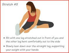 Best hamstring stretches stretch no. 3
