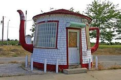 Tea pot house. this will one day be in my backyard