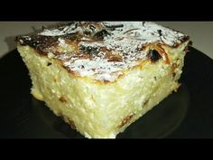 Pasta pudding with sweet cheese and raisins - childhood recipe Dinner Side Dishes, Dinner Sides, Caesar Pasta Salads, Breakfast Lunch Dinner, I Want To Eat, Food Cakes, Cake Recipes, French Toast, Cheesecake
