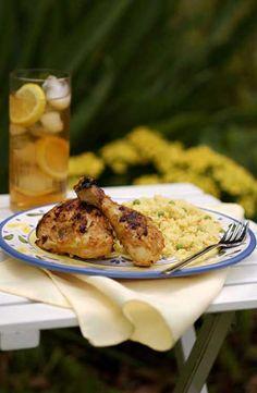 Yogurt Chicken Recipe - Pakistani Main Course Chicken/Bird Dish - Fauzia's Pakistani Recipes - The Extraordinary Taste Of Pakistan