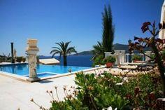 pool @ Kalkan, Turquoise Coast, Turkey. viewofwater.com