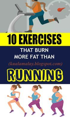Here Are 10 Exercises That Burn More Fat Than Running! health Here Are 10 Exercises That Burn More Fat Than Running! Homemade Pimple Remedies, Sunburn Remedies, Natural Cough Remedies, Health Remedies, Herbal Remedies, Diet And Nutrition, Health Diet, Health Goals, Health Challenge