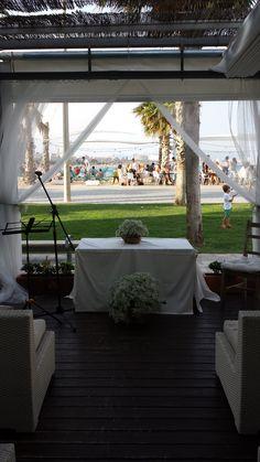 Barcelona vistas al mar...www.bodas-eventos-celebraciones.com