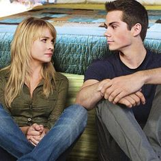 EXCLUSIVE: The First Time 'I Met a Boy' Clip -- Britt Robertson explains how she met a new boy to her parents in this scene from Jon Kasdan's romantic comedy, debuting on DVD March 12. -- http://wtch.it/qdqHh