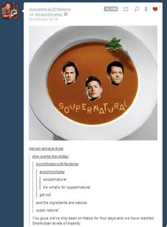Fandoms are the best.