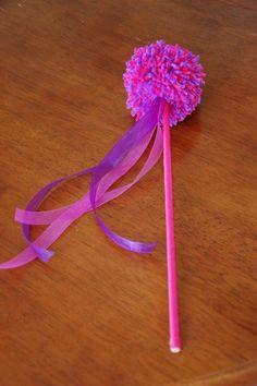 Abby fairy wand