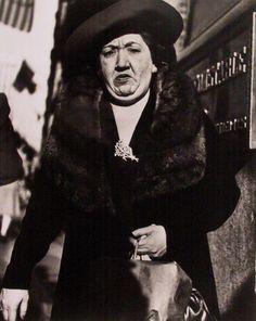 Lisette Model, Fifth Avenue, 1940