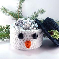 Beautiful Christmas Crochet Free Patterns Design (43)