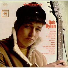 In 1962 Columbia Records released the first Bob Dylan LP -