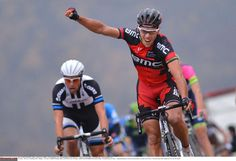 #ToB2014 #TourofBeijing2014 - Stage 2: Chong Li - Yanqing 147.5km photos - Philippe Gilbert (BMC Racing Team) takes stage 2 at the Tour of Beijing