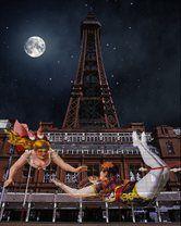 for Blackpool's world-famous Illuminations. Blackpool, World Famous, Wonderful Places, Seaside, Coastal, Community, Travel, Image, Live