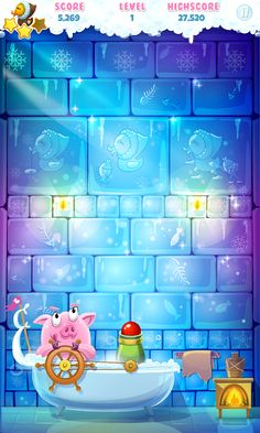 Bubble Boom - Art for Mobile Game on Behance