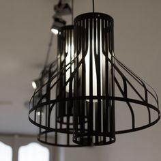 Jamie McLellan, a former designer at Tom Dixon, designed the Fibre Light for New Zealand design studio Resident
