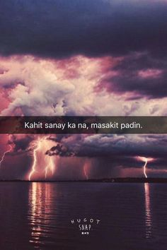 Hugot Quotes Tagalog, Patama Quotes, Tagalog Love Quotes, Jokes Quotes, Qoutes, Filipino Quotes, Pain Quotes, Different Quotes, Pinoy