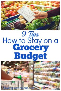 These simple tips and ideas will help you know how to create a grocery budget, learn how to stay on a grocery budget, and reduce grocery spending. Plus, get a free grocery budget tracker printable to keep track of your weekly grocery spending. // Grocery budgeting // Food Budget // Tips for budget grocery shopping // How to stick to a grocery budget // #grocerybudget #grocerybudgetprintable Free Groceries, Save Money On Groceries, Ways To Save Money, Make More Money, Money Saving Tips, Living On A Budget, Frugal Living, Spending Tracker, Food Budget