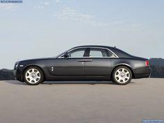 2010 Rolls Royce Ghost Four Door Sedan