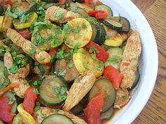 Southwest Chicken and Veggie Stir-fry