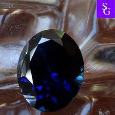 Australian Natural Faceted 1.46 ct  Blue Sapphire by StunningGemz