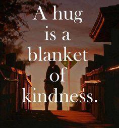 Heart felt hugs are the best! Thx