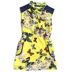 Miniatura Butterfly Dress Now 25% off at #ladida #ladidakids ladida.com