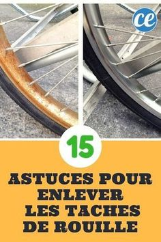 15 Astuces Simples et Eff - Fr Decora la Maison Deep Cleaning Tips, Green Cleaning, House Cleaning Tips, Spring Cleaning, Cleaning Hacks, Diy Pergola, Method Cleaning Products, How To Remove Rust, Removing Rust