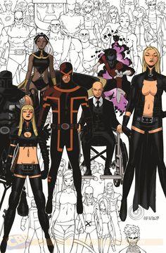 Bendis anuncia el final de su etapa al frente de los X-Men ¿Qué va a hacer #Marvel con sus mutantes tras #SecretWars?