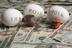 21 Days to Rock Your Finances: Day 14 – Roth IRA vs Traditional 401k vs Roth 401k vs 403B vs SEP IRA