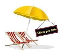 Chiusura per ferie estive dal 12 al al 25 compresi. Le attività riprenderanno il 26 agosto 2013. Happy Holidays