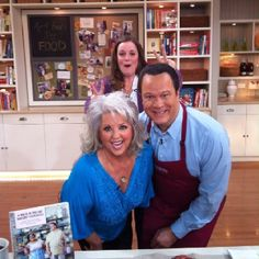 The Kitchen Hosts qvc blooper host david venable being funny | in the kitchen with
