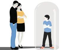 Si se aspira a una buena relación a los hijos hay que aceptarlos, no tratar de cambiarlos. La primera lección para los padres es que es imposible controlar todo lo que hacen