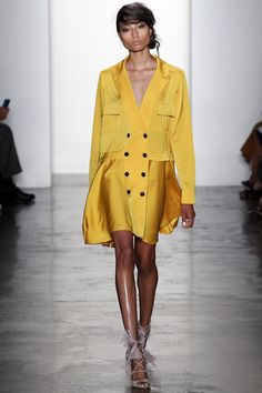 Marissa Webb Spring 2016 Ready-to-Wear collection, runway looks, beauty, models, and reviews.