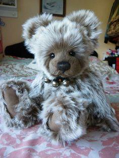 Mason by Charlie Bears | via Sarah Catherine Morris, Charlie Bears Bearhouse