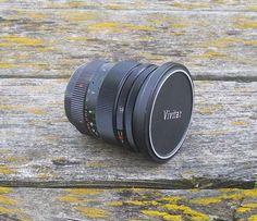 Vintage Vivitar Wide Angle Lens 28mm 2.5 by VintageCDChyld on Etsy