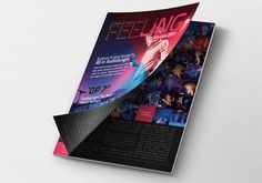 Presentare progetti grafici con mockup per supporti cartacei