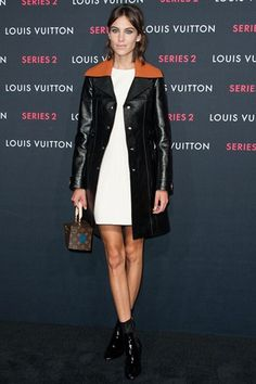 Best Dressed - Alexa Chung. Click through to see the week's best dressed list