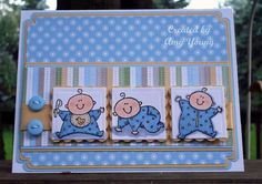 SC238 Baby Firsts by amyz2988 - Cards and Paper Crafts at Splitcoaststampers