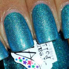 Aly's Dream Polish Mystic Orchid (Dazzled Sept 2014 Holograil Exclusive)  $18
